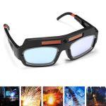 Фотосоларни автоматично затъмняващи очила за заваряване