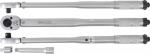 Динамометричен ключ + адаптор и удължение  28-210Nm 1/2'' BGS