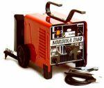 Електрожен NORDICA 2160/230-400V със зав. кабели Telwin