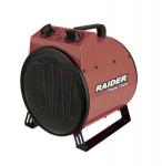 Калорифер електрически 3kW RD-EFH03 Raider