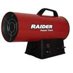 Калорифер на газ RD - GH15 15kW Raider