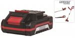 Батерия за акум. градински машини Li-ion 18V 1.5Ah Raider